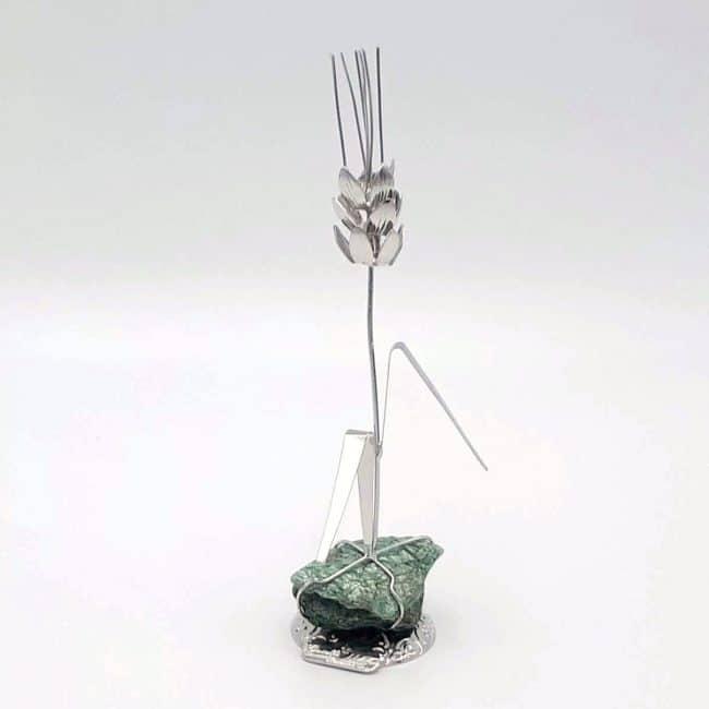 Spiga-di-grano-argento