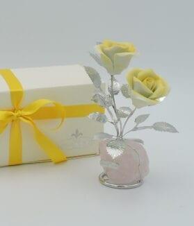 rose-gialle-e-argento