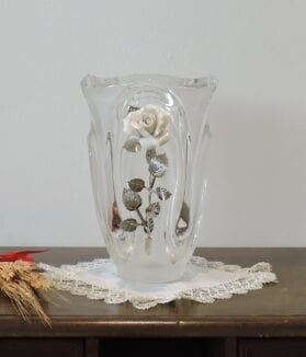 Vaso-cristallo